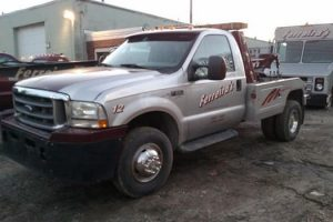 Heavy Duty Towing in Hudson New Hampshire