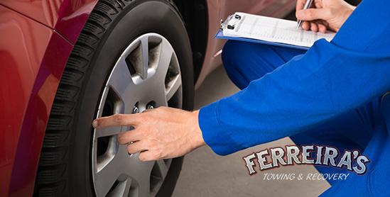 Massachusetts Vehicle Inspection