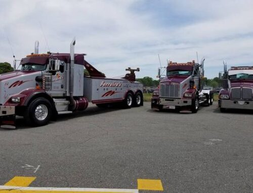 Medium Duty Towing in Nashua New Hampshire