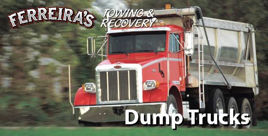 Massachusetts Dump Truck Inspection