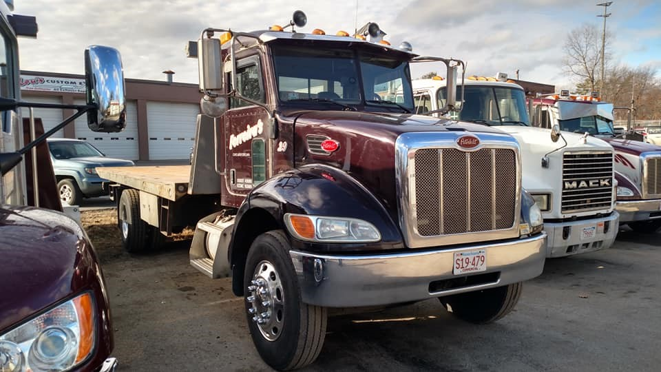 Towing & Recovery in Chelmsford Massachusetts