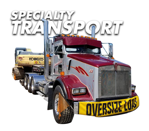 Ferreira Towing & Recovery Chelmsford Massachusetts | Specialty Transport